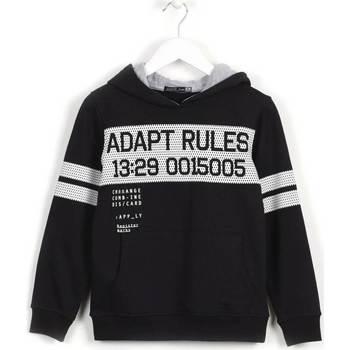 Textil Děti Mikiny Losan 623 6664AA Černá