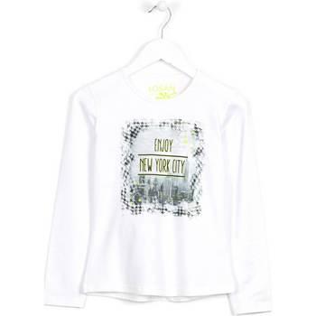 Textil Děti Svetry Losan 624 1204AB Bílý
