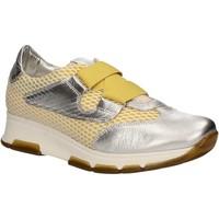 Boty Ženy Nízké tenisky Keys 5183 Žlutá