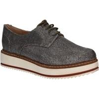 Boty Ženy Šněrovací polobotky  Exé Shoes E17007232R11 Stříbrný