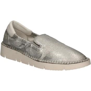 Boty Ženy Street boty Keys 5075 Stříbrný
