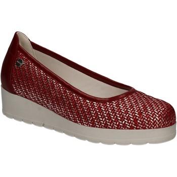 Boty Ženy Baleríny  Keys 5125 Červené