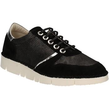 Boty Ženy Nízké tenisky Mally 5938 Černá