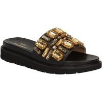 Boty Ženy pantofle Byblos Blu 672102 Černá