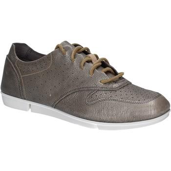 Boty Ženy Nízké tenisky Clarks 123804 Stříbrný