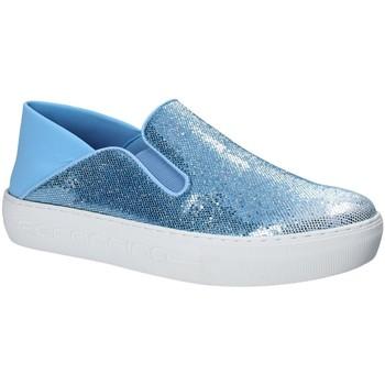 Boty Ženy Street boty Fornarina PE17YM1002V011 Modrý