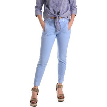 Textil Ženy Mrkváče Fornarina BE171L74G29118 Modrý