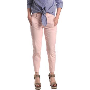 Textil Ženy Mrkváče Fornarina BE171L74G291C5 Růžový