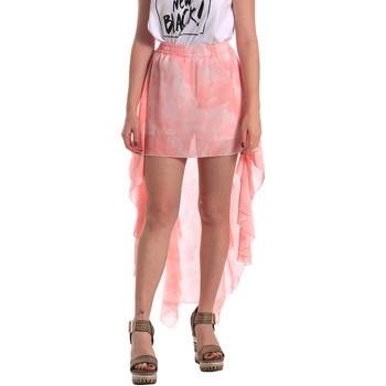 Textil Ženy Sukně Fornarina BE172C07CA11C5 Růžový