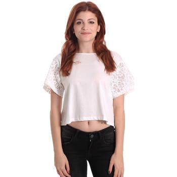 Textil Ženy Halenky / Blůzy Fornarina BE175J88JG1309 Bílý