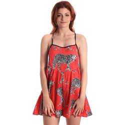 Textil Ženy Overaly / Kalhoty s laclem Fornarina BE178D63CA0876 Černá