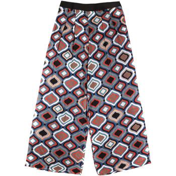 Textil Ženy Turecké kalhoty / Harémky Fornarina BER1L08C98294 Černá