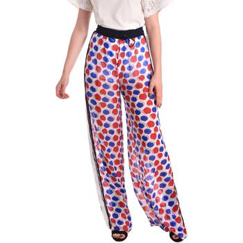 Textil Ženy Turecké kalhoty / Harémky Fornarina SE171L91CA0676 Bílý