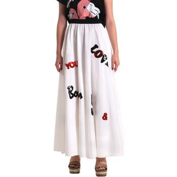 Textil Ženy Sukně Fornarina SE172B94CA1609 Bílý