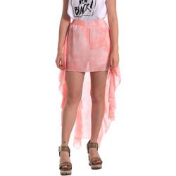 Textil Ženy Sukně Fornarina SE172C07CA11C5 Růžový