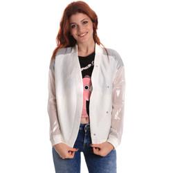 Textil Ženy Bundy Fornarina SE173C37I06809 Bílý