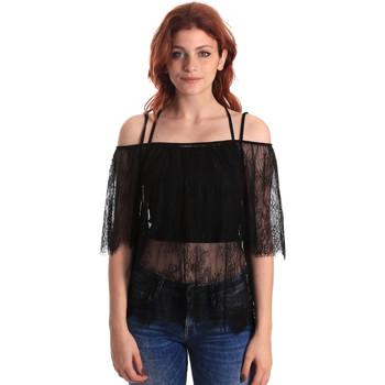 Textil Ženy Halenky / Blůzy Fornarina SE174575H26700 Černá