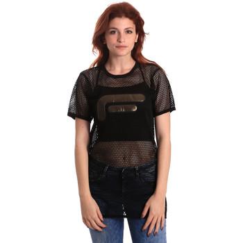 Textil Ženy Halenky / Blůzy Fornarina SE175J69H26600 Černá