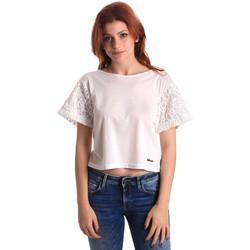 Textil Ženy Halenky / Blůzy Fornarina SE175J88JG1309 Bílý