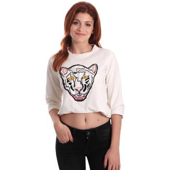 Textil Ženy Mikiny Fornarina SE176844F42709 Bílý