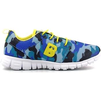 Boty Děti Nízké tenisky Blaike BS180003S Modrý