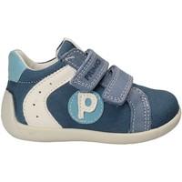 Boty Děti Nízké tenisky Primigi 7521 Modrý
