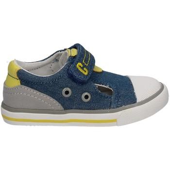 Boty Děti Nízké tenisky Chicco 01057471 Modrý