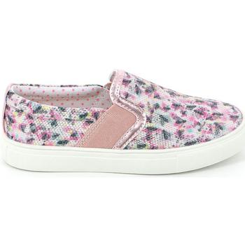 Boty Děti Street boty Grunland SC3259 Růžový