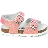 Boty Dívčí Sandály Grunland SB0024 Růžový