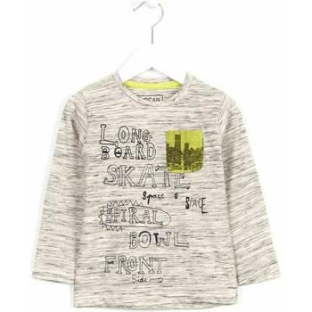 Textil Děti Svetry Losan 625 1007AC Šedá