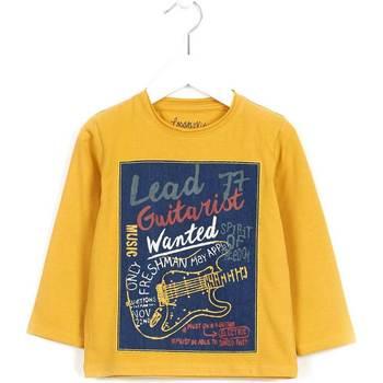 Textil Děti Svetry Losan 625 1014AC Žlutá