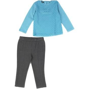 Textil Dívčí Set Losan 626 8027AD Modrý
