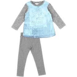 Textil Dívčí Set Losan 626 8761AD Šedá