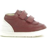 Boty Děti Kotníkové boty Chicco 01056485000000 Červené