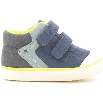 Boty Chlapecké Kotníkové boty Chicco 01056494000000 Modrý