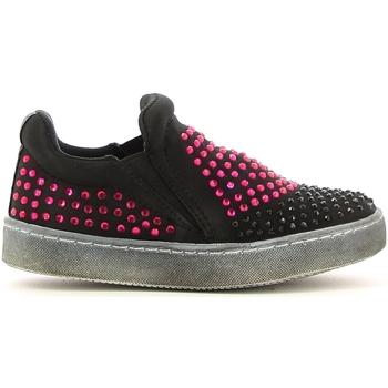 Boty Dívčí Street boty Lulu LS150024T Černá