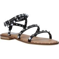 Boty Ženy Sandály Steve Madden SMSTRAVEL-BLK Černá