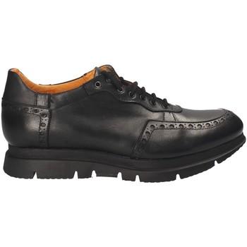 Boty Muži Šněrovací polobotky  Rogers 351-69 Černá