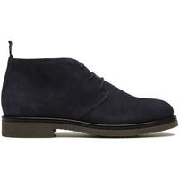 Boty Muži Kotníkové boty IgI&CO 2108111 Modrý