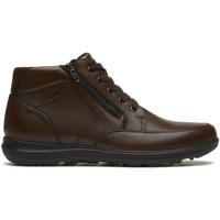 Boty Muži Kotníkové boty Enval 2231311 Hnědý