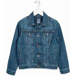 Textil Děti Riflové bundy Losan 713 2650AA Modrý