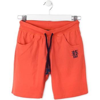 Textil Děti Kraťasy / Bermudy Losan 713 6002AA Oranžový