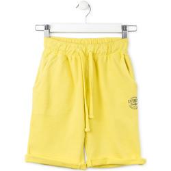 Textil Děti Kraťasy / Bermudy Losan 713 6016AA Žlutá