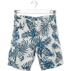 Textil Děti Kraťasy / Bermudy Losan 713 9005AA Modrý