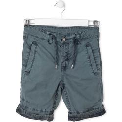 Textil Chlapecké Kraťasy / Bermudy Losan 713 9008AA Zelený