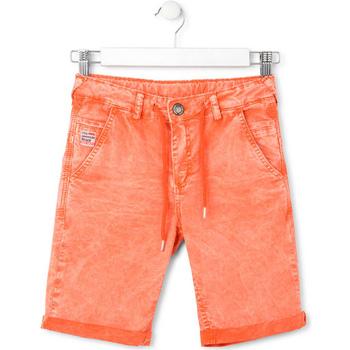 Textil Děti Kraťasy / Bermudy Losan 713 9010AA Oranžový