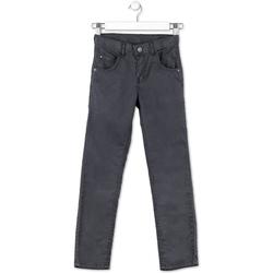 Textil Děti Kapsáčové kalhoty Losan 713 9015AA Šedá