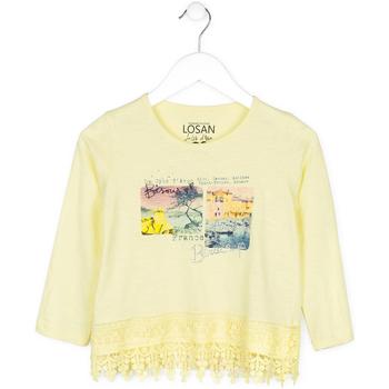 Textil Děti Svetry Losan 714 1031AB Žlutá