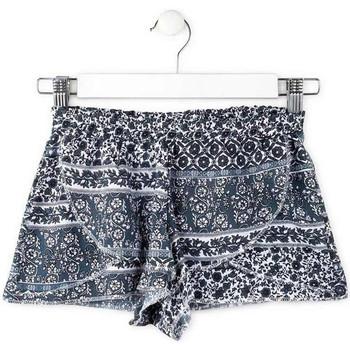 Textil Děti Kraťasy / Bermudy Losan 714 9008AB Modrý