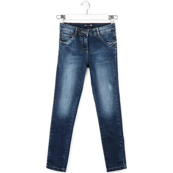 Textil Děti Rifle slim Losan 714 9011AB Modrý